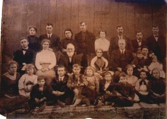 The James P. Barnett Family, KS