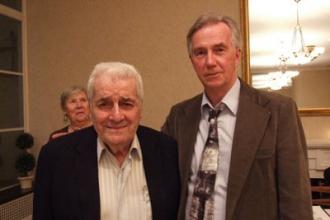 """Robert S. Dahdah and Robert """"Bob"""" Quinn."""