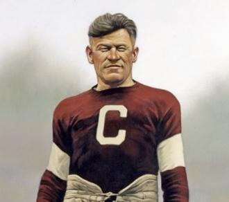 A photo of Jim Thorpe