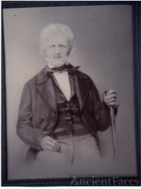Reverend Joel Gorden