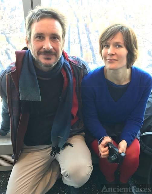 Sean and Marie-Sarah Faffa