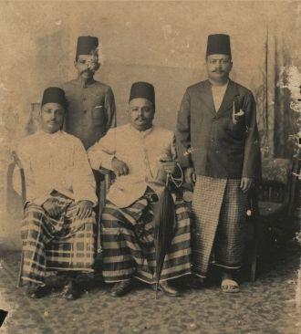 Muhammad Sheriff & Group, 1905