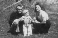 Leon, Nell & John Hammack