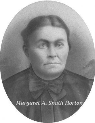 Margaret A. Smith Horton