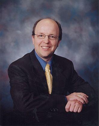 A photo of Samuel Leggett
