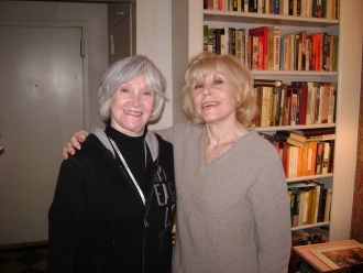 Molly Molloy and Yvonne Constant