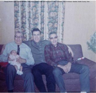 Tuttle Family Christmas, 1966