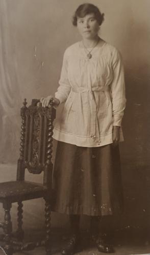 Edith L P Townsend