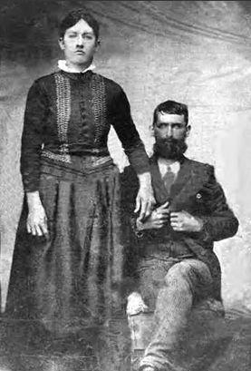 Littleton Castillion & Sarah Jane Justice Wallace