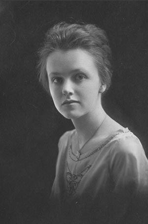 A photo of Irma Sophronia Cole