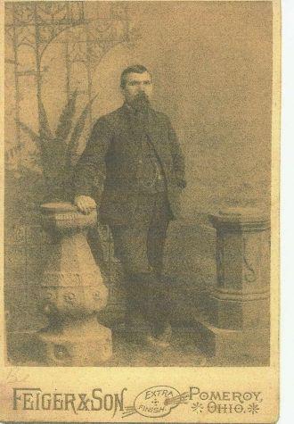 Benton Carl While Married to Catherine Landaker