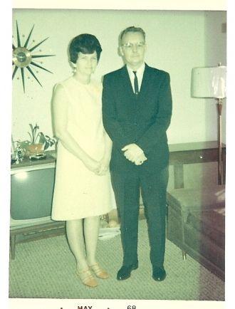 Herlon and Betty 1968