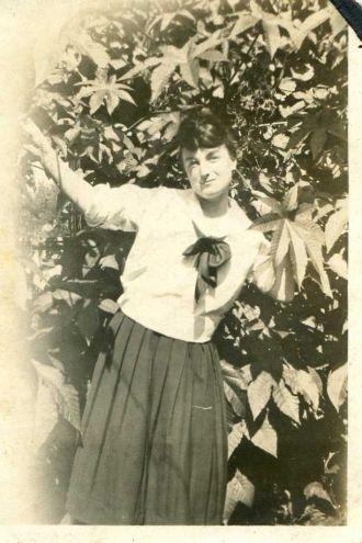 Ada Elder, IN 1917