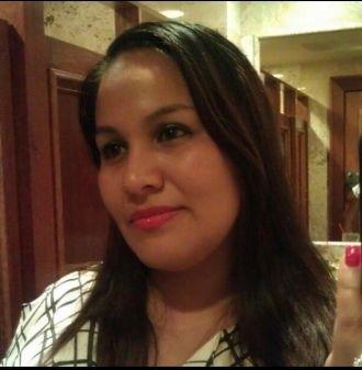 A photo of Johanna Carchi