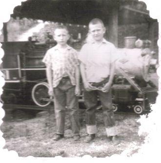 Don and John Rhoades