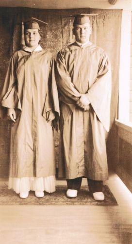 Francis Eureka and Alice Eureka