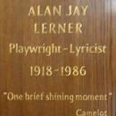 Alan Jay Lerner Memorial