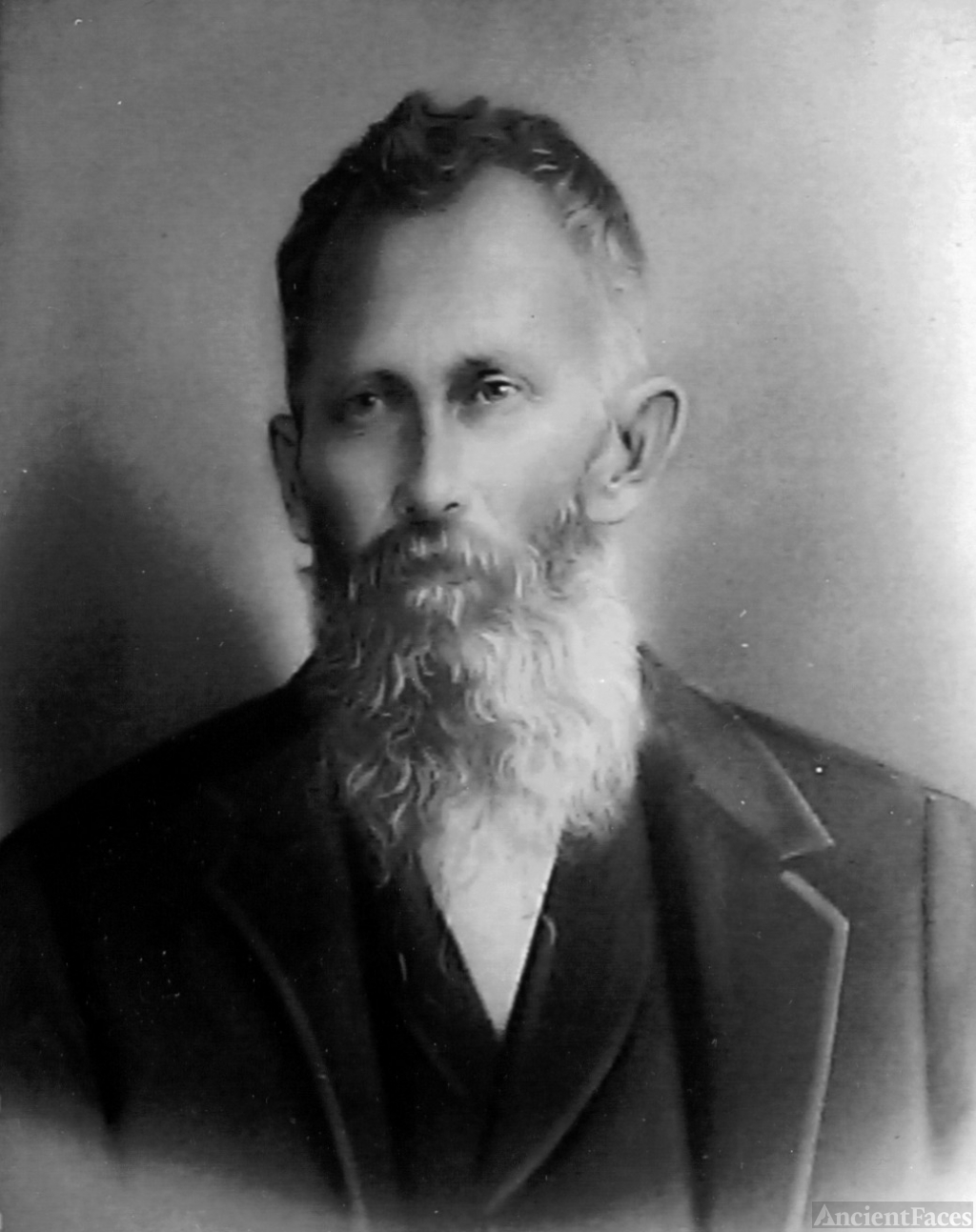 Civil War Veteran Stephen Gillespie- Lawrence County, Alabama