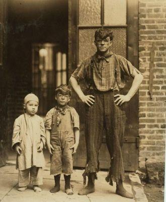 Graham Family 1910 Pennsylvania