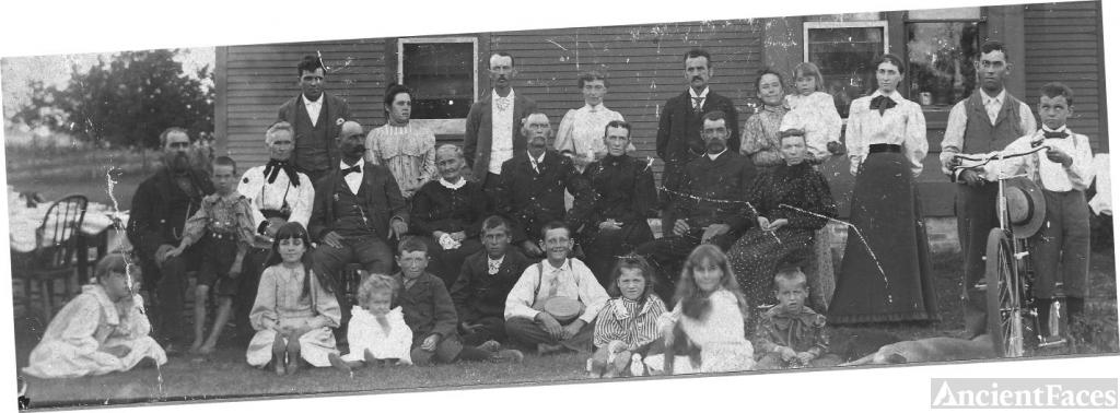 McNeal Family Portrait