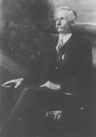 A photo of William Wirt Elkins