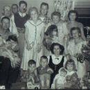 Martin Family, 1955