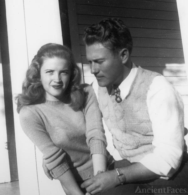 Bob Carroll & Edith Grizzle