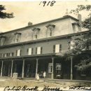 Cold Brook House, 1918