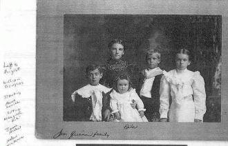 James Quinn Family