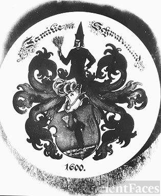 Schwabenland Family Crest
