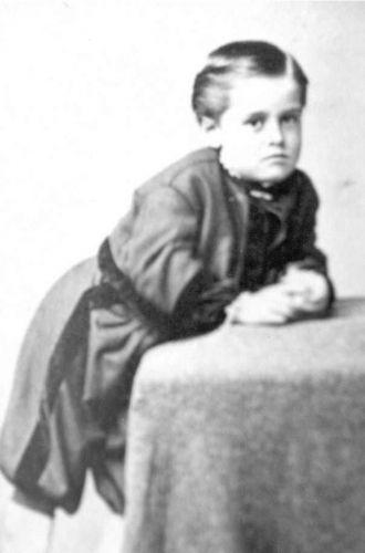 A photo of Edward Morse