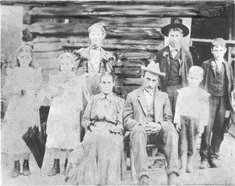 William Mitchell Hensley Family