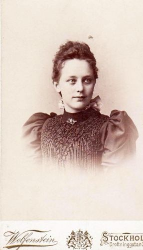 A photo of Mina Berglund