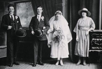 Henry Marley wedding