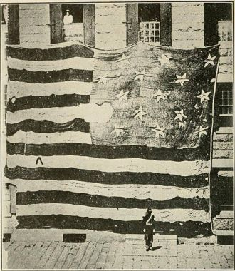 Fort McHenry flag