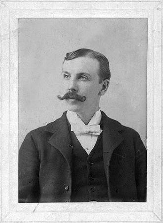 A photo of Frank Walker