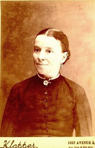 A photo of Mary  Schmidtmayer