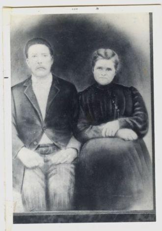 Henry & Sarah (Fields) Blevins