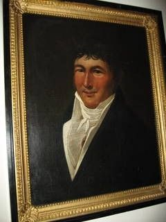 """William """"Billy"""" Ogle painting, Wilmington Del."""