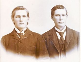 Henry & George Pederson