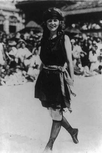 Margaret Gorman, Miss Washington DC 1921