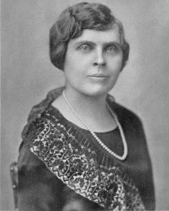 Marion E. Hutchins, Maine, 1927