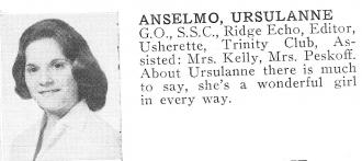 Ursula Anne (Anselmo) Bruno