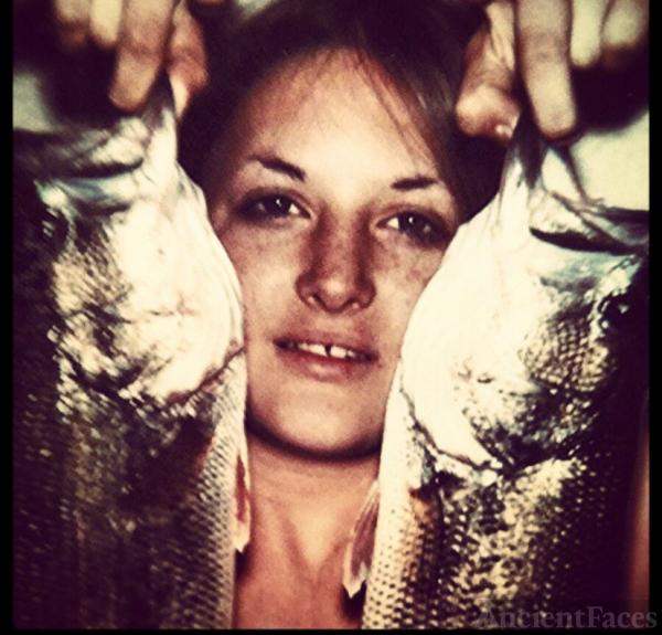 Debbie Fishing