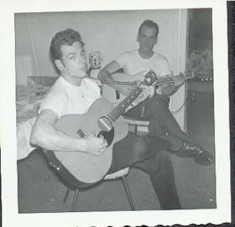 Louis Schreiner Jr. & Sr., New York 1964