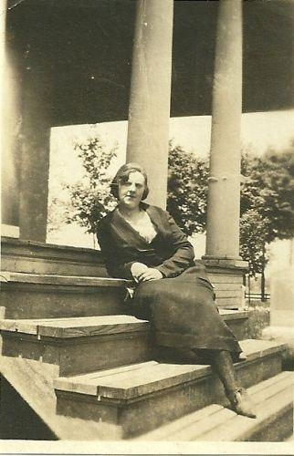 Cousin Helen Gordy