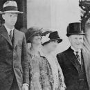 Col. Chas. Lindbergh and his mother