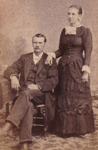 George W. and Ida Frame