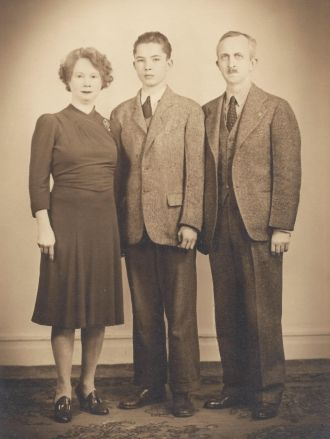 James Grinnell Blanchard Family