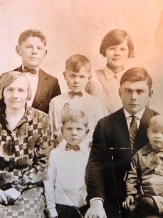 Frank Swider Family
